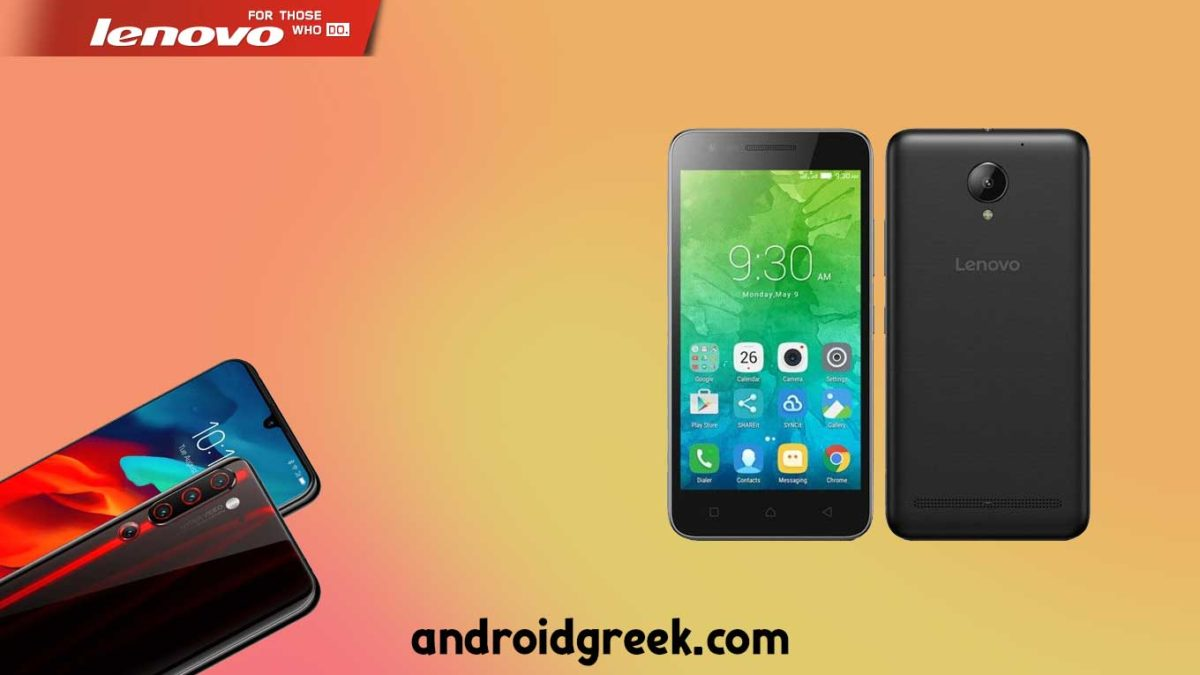 Download and Install Lenovo Vibe C2 K10a40 Stock Rom (Firmware, Flash File)