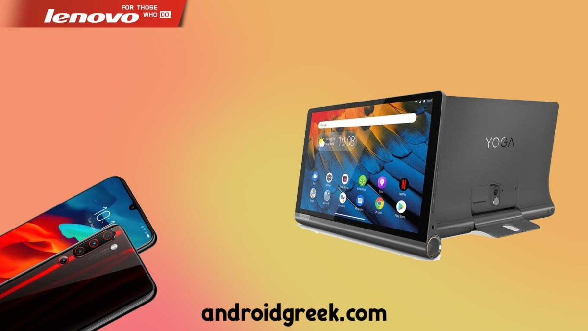 Download and Install Lenovo Tab M10 TB-X505F Stock Rom (Firmware, Flash File)
