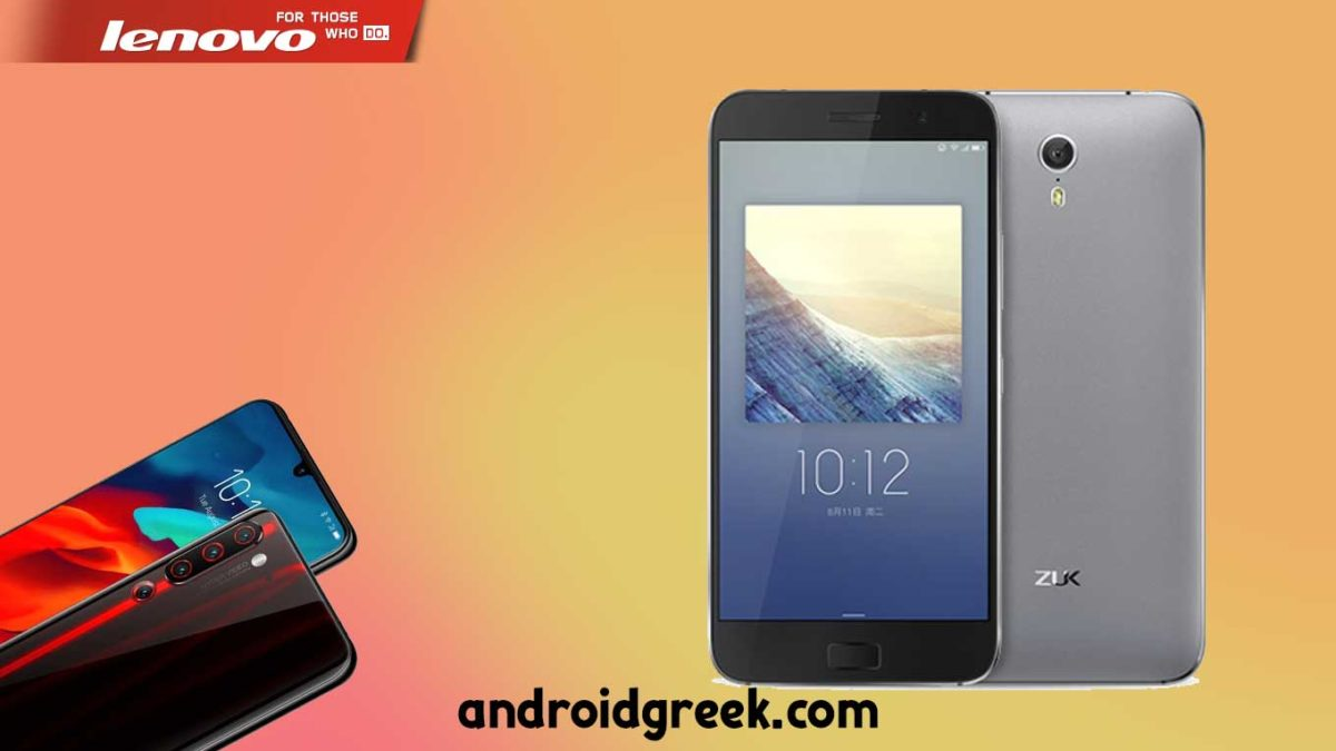 Download and Install Lenovo Z1 Stock Rom (Firmware, Flash File)
