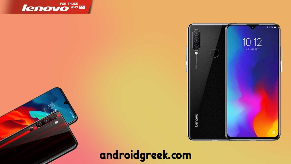 Download and Install Lenovo Z6 Youth L38111 Stock Rom (Firmware, Flash File)