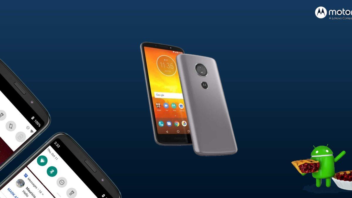 Download and Install Motorola Moto E6 XT2005-1 Stock Rom (Firmware, Flash File)