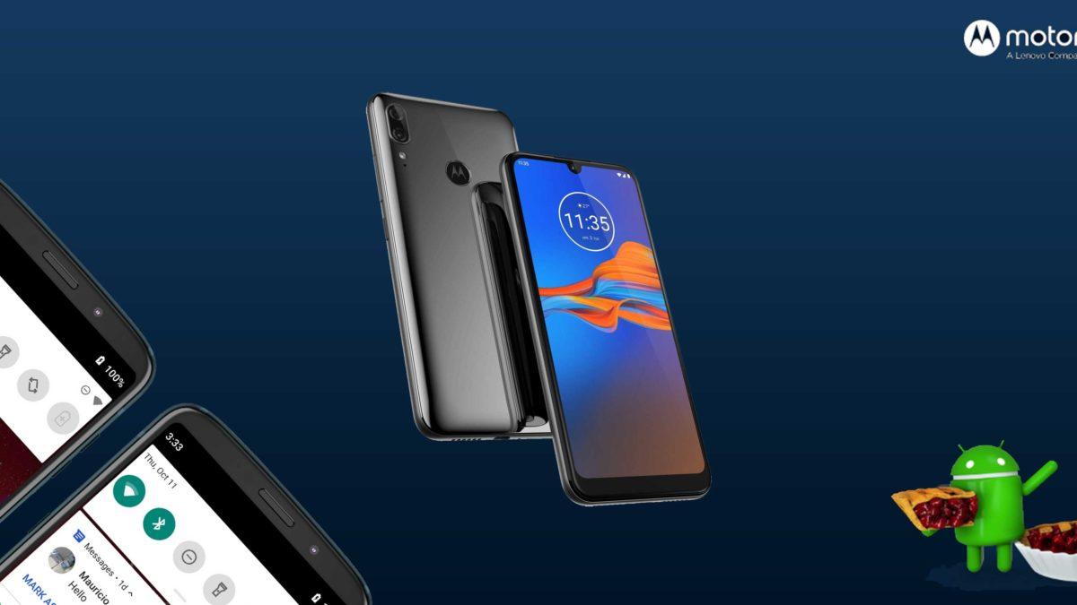 Download and Install Motorola Moto E6S 2020 XT2053-1 Stock Rom (Firmware, Flash File)