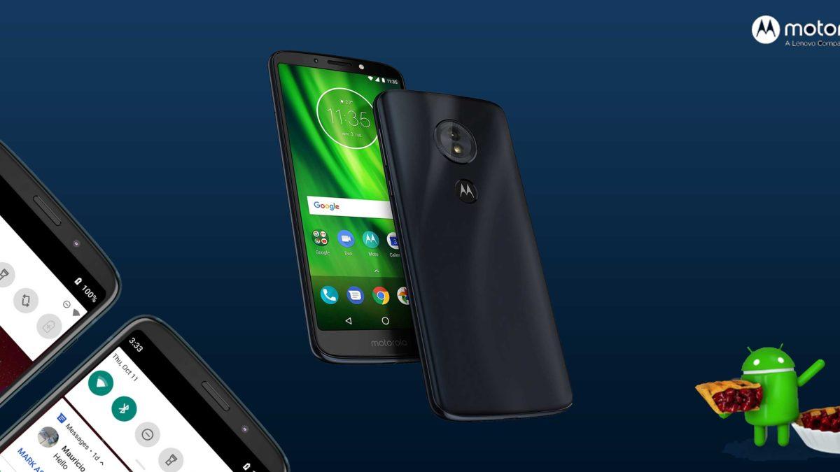 Download and Install Motorola Moto G G6 Plus XT1926-8 Stock Rom (Firmware, Flash File)