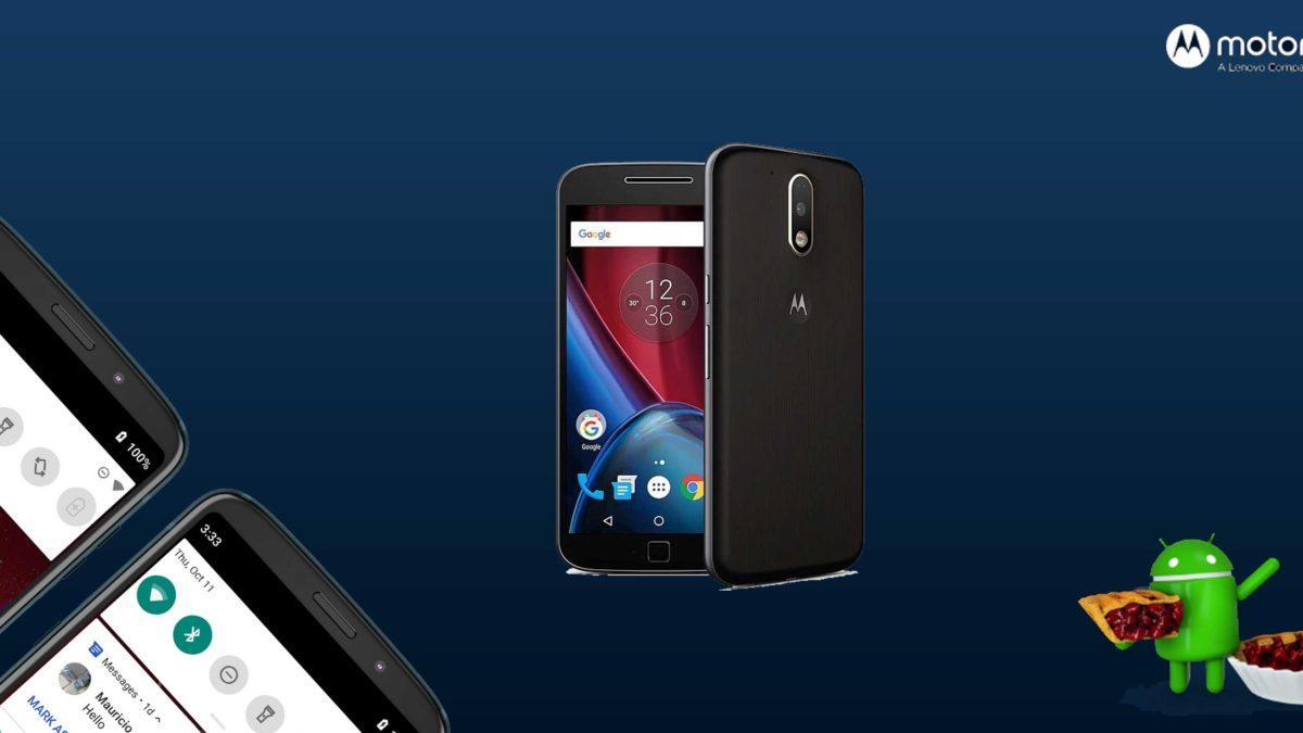 Download and Install Motorola Moto G4 Plus XT1643 Stock Rom (Firmware, Flash File)
