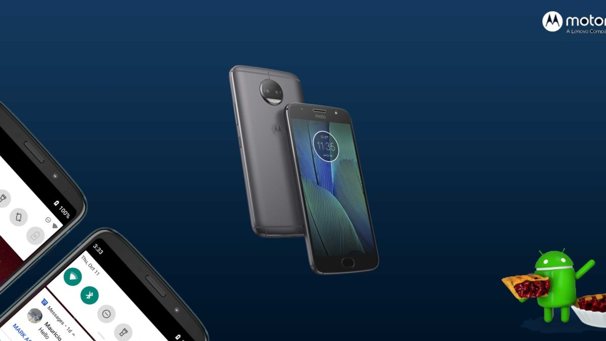 Download and Install Motorola Moto G5S XT1795 Stock Rom (Firmware, Flash File)