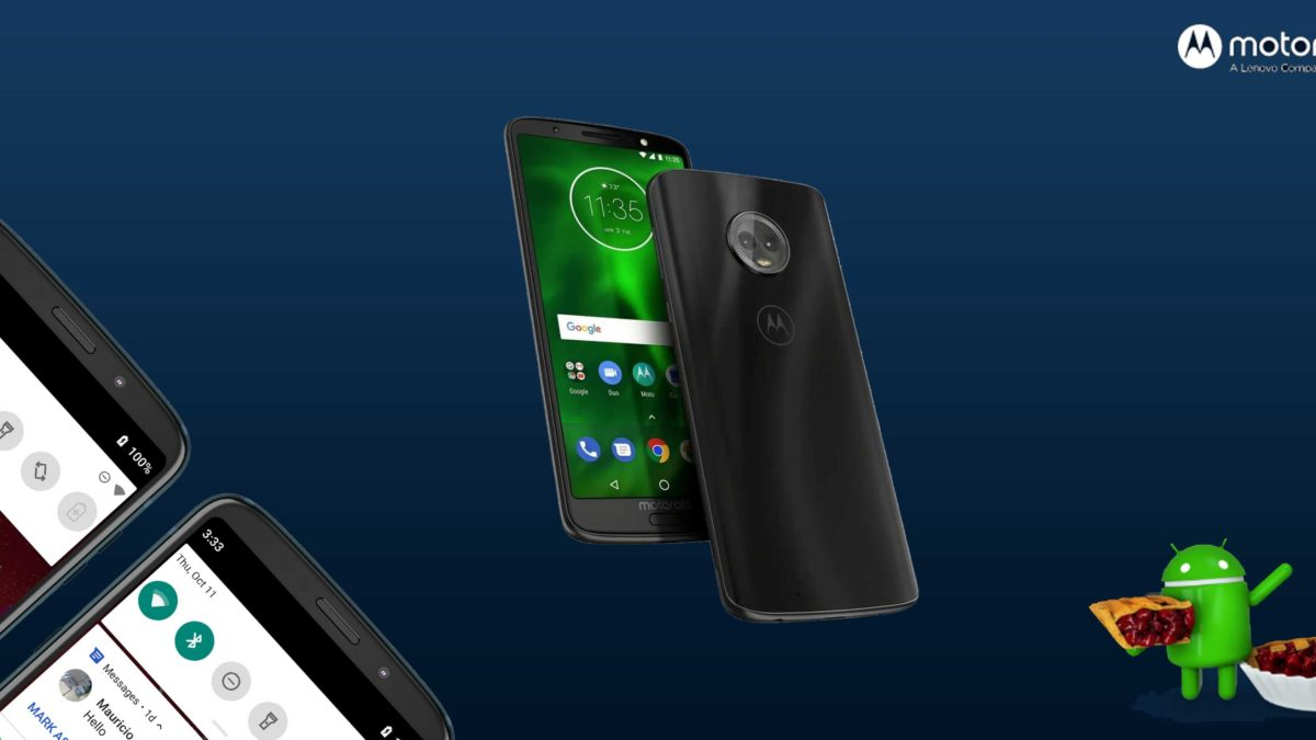 Download and Install Motorola Moto G6 Play XT1922-9 Stock Rom (Firmware, Flash File)