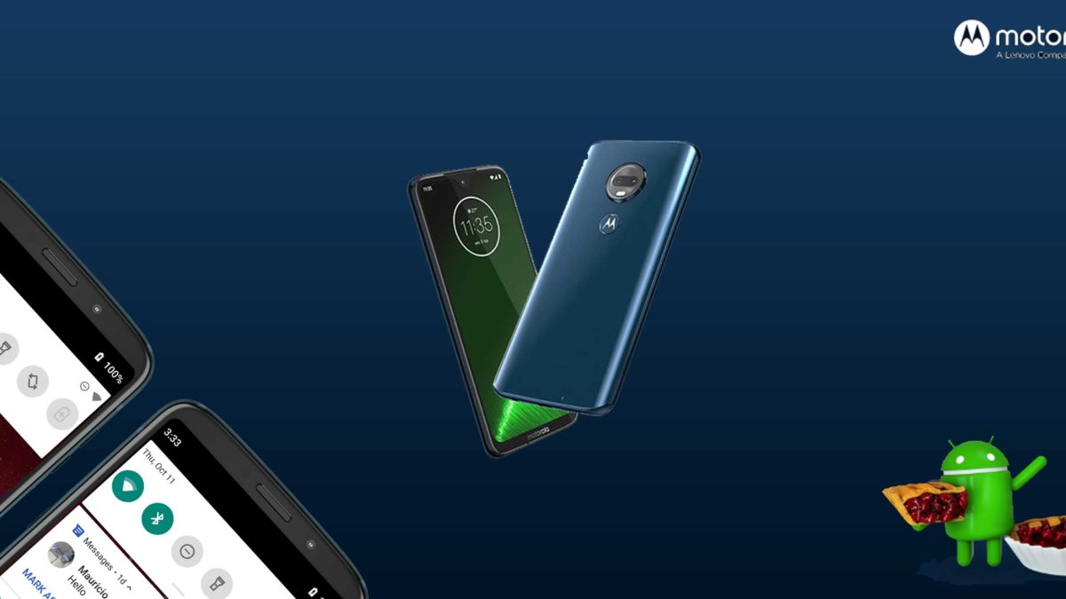 Download and Install Motorola Moto G7 Plus XT1965-2-DS Stock Rom (Firmware, Flash File)