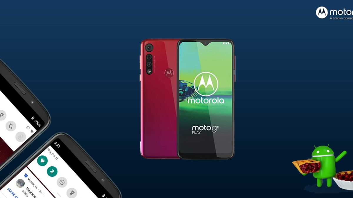 Download and Install Motorola Moto G8 Play XT2015-2 Stock Rom (Firmware, Flash File)