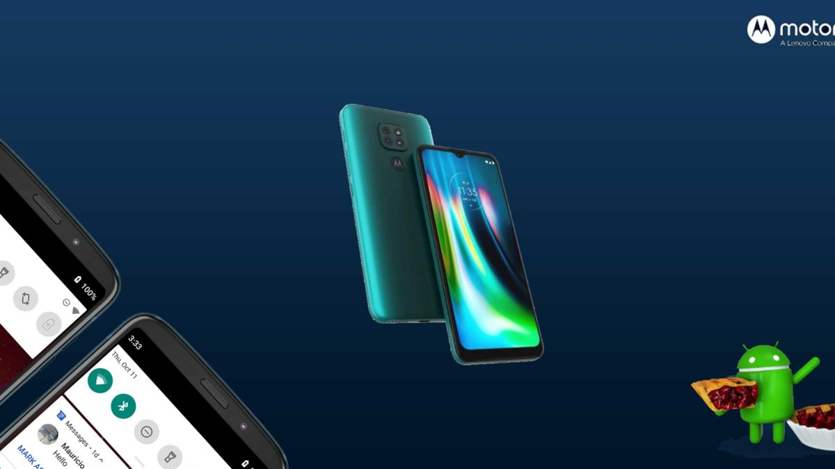 Download and Install Motorola Moto G9 Play XT2083-1 Stock Rom (Firmware, Flash File)