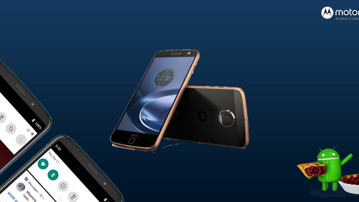 Download and Install Motorola Moto Z Droid XT1650-01 Stock Rom (Firmware, Flash File)