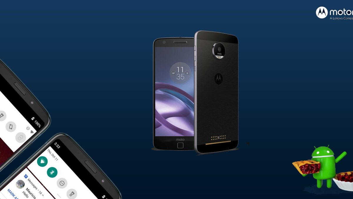 Download and Install Motorola Moto Z2 Play Dual XT1710-09 Stock Rom (Firmware, Flash File)