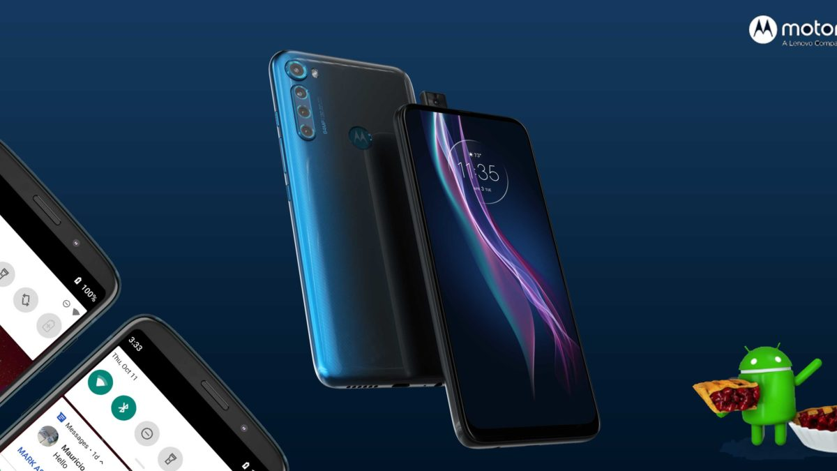 Download and Install Motorola One XT1941-3-DS Stock Rom (Firmware, Flash File)