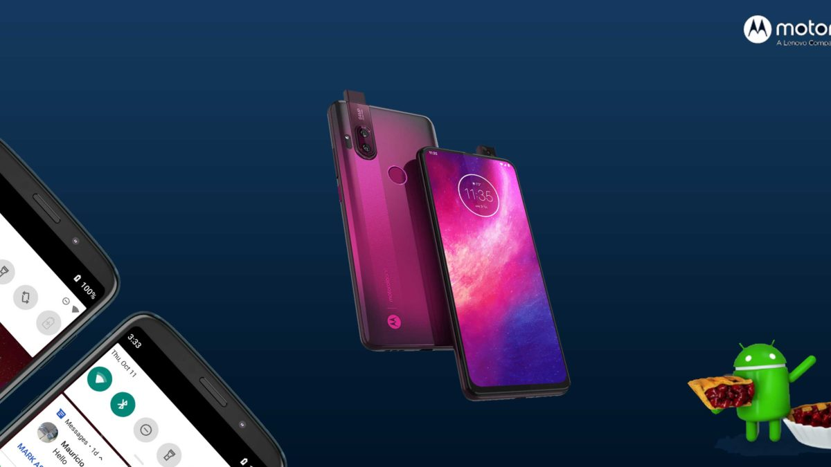 Download and Install Motorola One Hyper XT2027-3 Stock Rom (Firmware, Flash File)