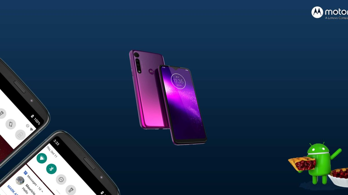 Download and Install Motorola One Macro XT2016-2 Stock Rom (Firmware, Flash File)