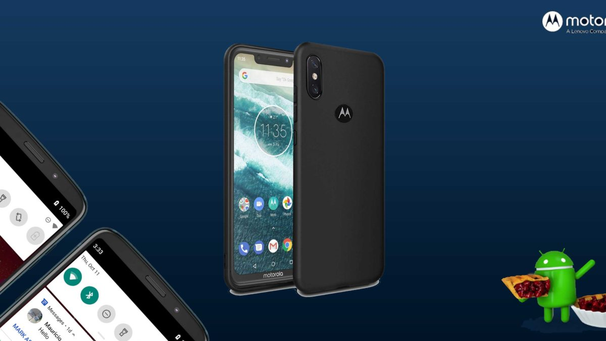 Download and Install Motorola One Power XT1942-1 Stock Rom (Firmware, Flash File)