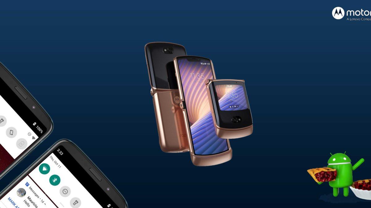 Download and Install Motorola Razr 5G XT2071-4 Stock Rom (Firmware, Flash File)