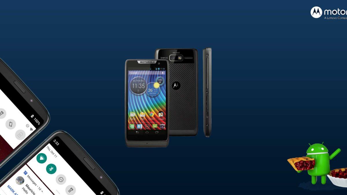 Download and Install Motorola Razr D3 XT920 Stock Rom (Firmware, Flash File)