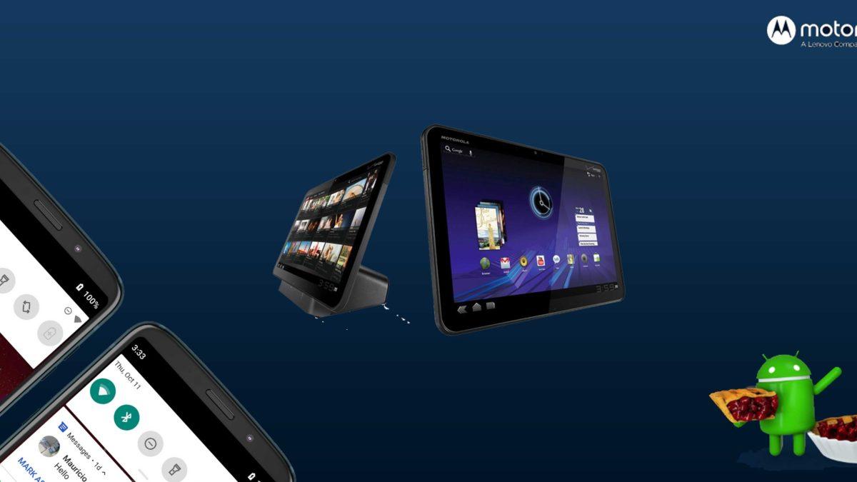 Download and Install Motorola Xoom MZ604 Stock Rom (Firmware, Flash File)