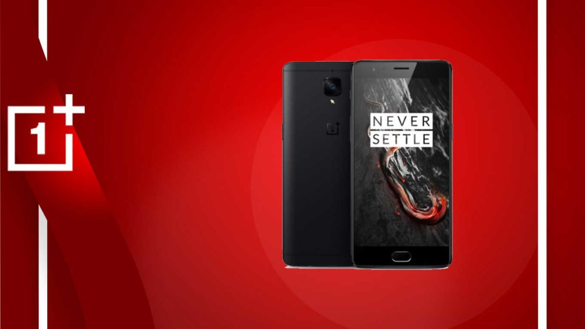 Download and Install OnePlus 3T Stock Rom (Firmware, Flash File)