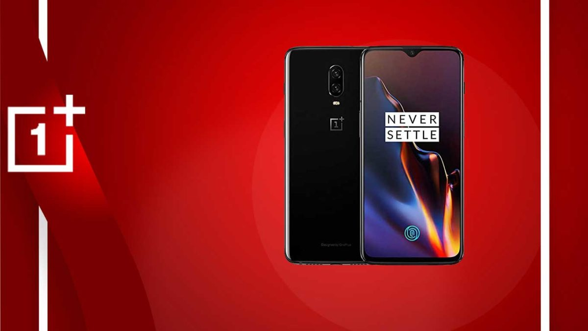 Download and Install OnePlus 6T Stock Rom (Firmware, Flash File)