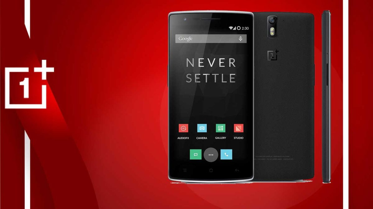 Download and Install OnePlus One Stock Rom (Firmware, Flash File)