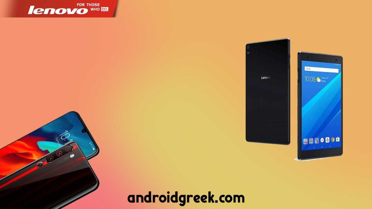 Download and Install Lenovo Tab 8 TB-8304F Stock Rom (Firmware, Flash File)