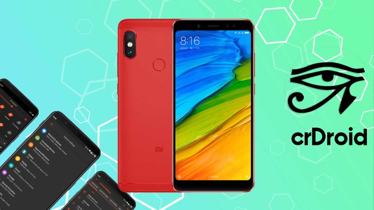 How to Download and Install crDroid 7 on Redmi Note 5 Pro/AI with Android 11