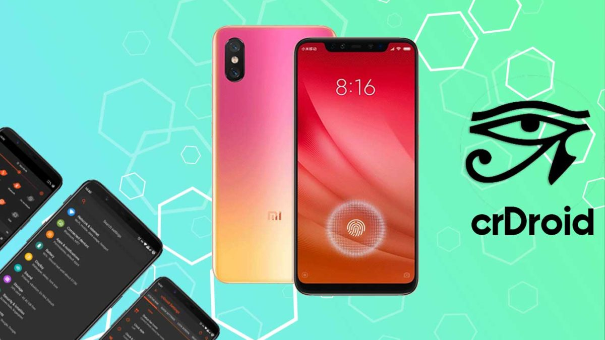 How to Download and Install crDroid 7 on Xiaomi Mi 8 with Android 11