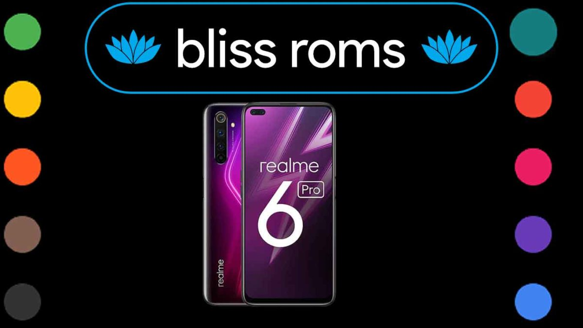 Download and Install Evolution X 5.3 on Realme 6 Pro [Android 11]