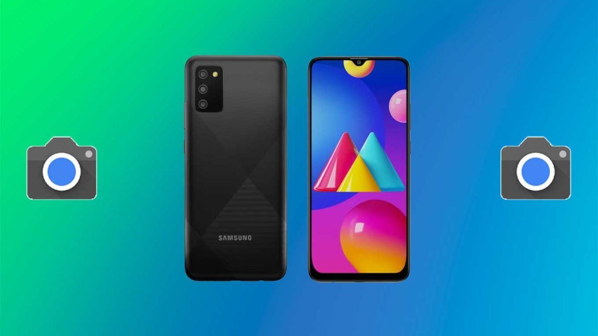 How do I install Google camera on Samsung Galaxy M02s [GCam APK]- Google Camera port for Samsung Galaxy M02s without root