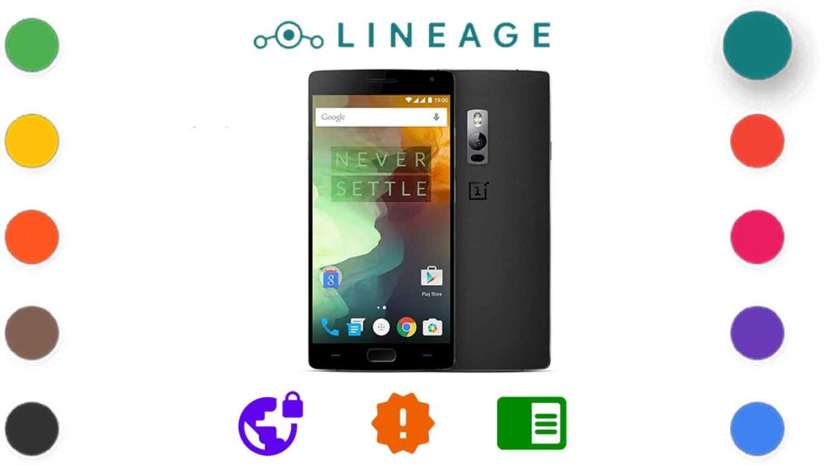Download and Install Lineage OS 18.1 for OnePlus 2 [Android 11]