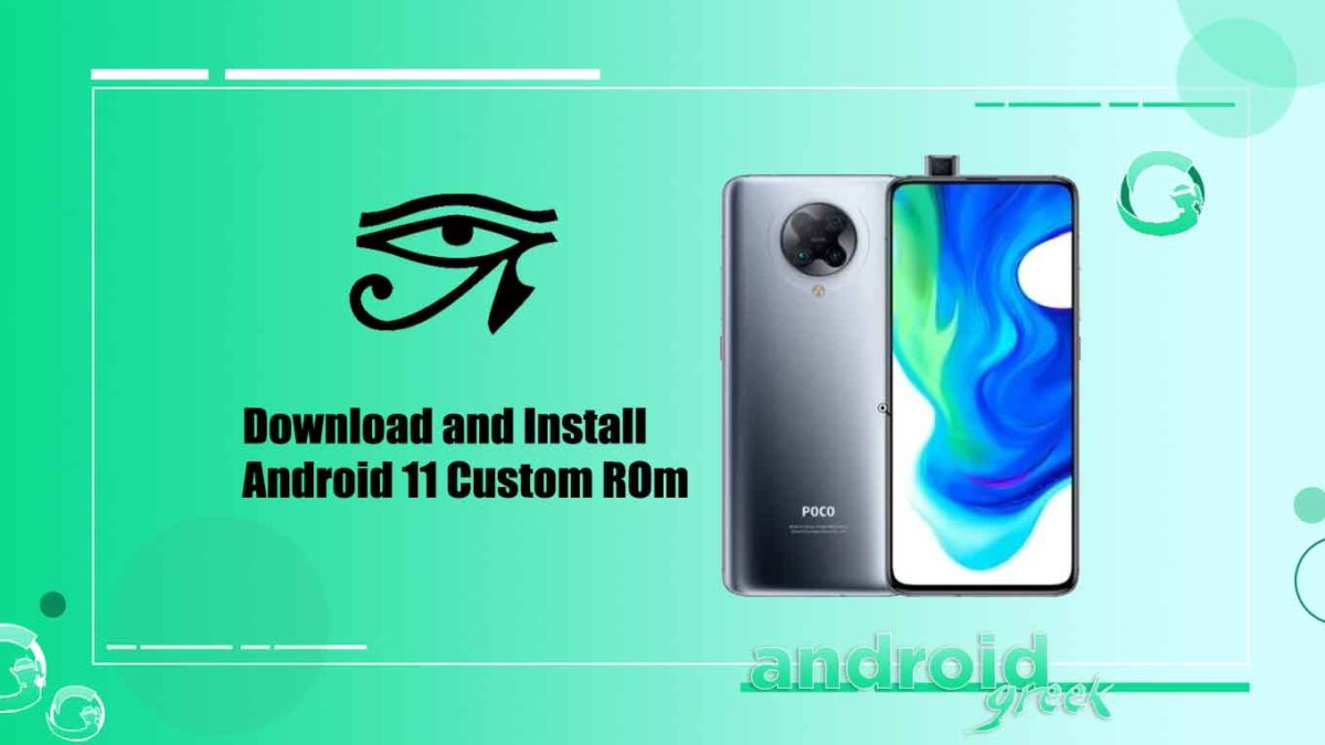 How to Download and Install crDroid OS 7.1 on POCO F2 Pro/Redmi K30 Pro [Android 11]
