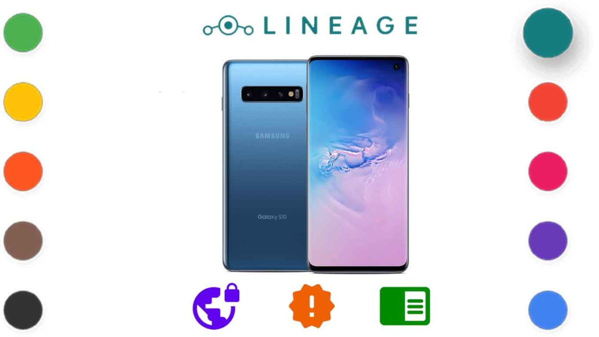 Download and Install Lineage OS 18.1 for Samsung Galaxy S10+ [Android 11]