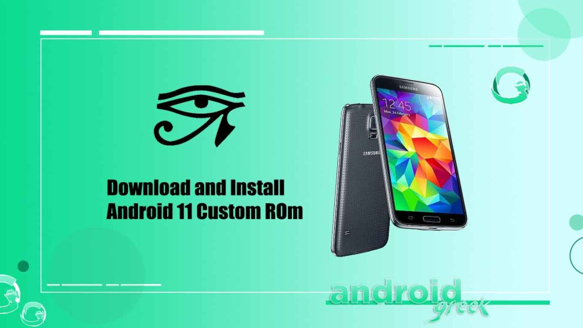 How to Download and Install crDroid OS 7.1 on Samsung Galaxy S5 LTE [Android 11]
