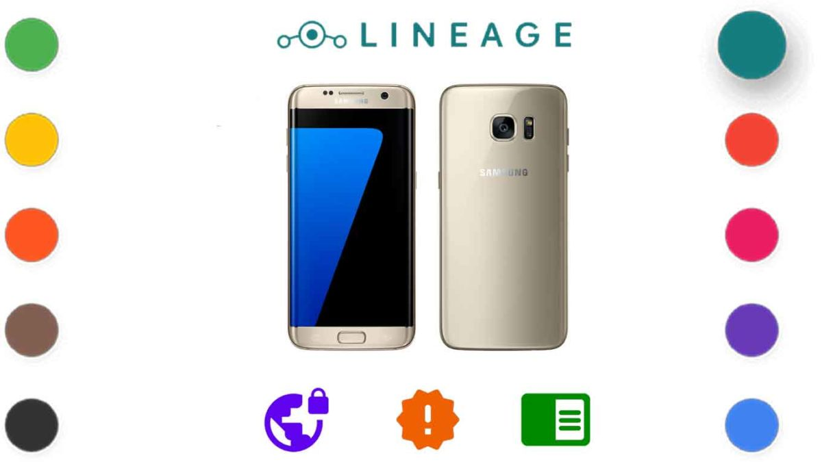Download and Install Lineage OS 18.1 for Samsung Galaxy S7 [Android 11]