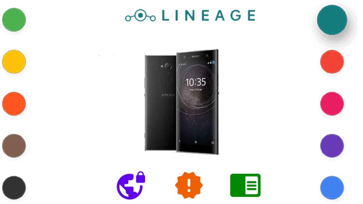 Download and Install Lineage OS 18.1 for Sony Xperia XA2 Ultra [Android 11]