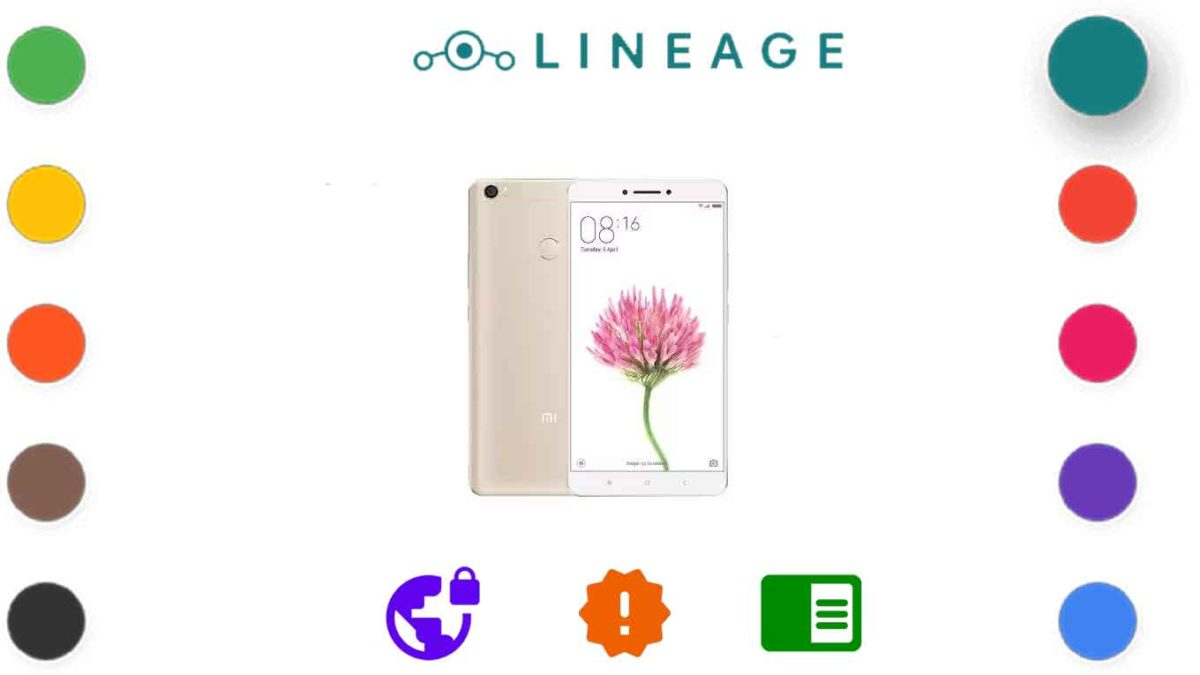 Download and Install Lineage OS 18.1 for Xiaomi Mi Max [Android 11]