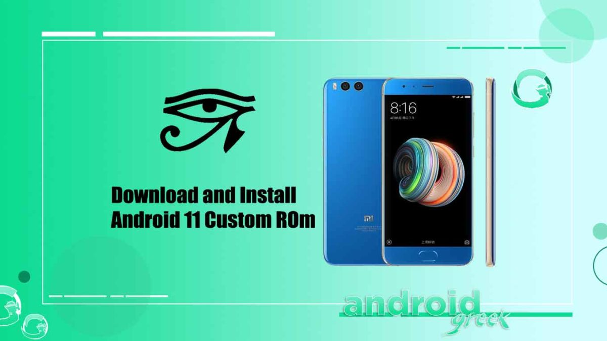 How to Download and Install crDroid OS 7.1 on Xiaomi Mi Note 3 [Android 11]