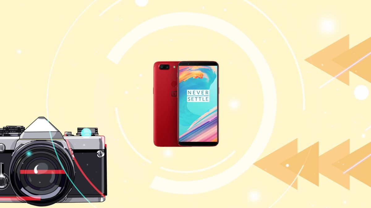 Download and Install Google camera on OnePlus 5T [GCam APK]- Google Camera port for OnePlus 5T without root