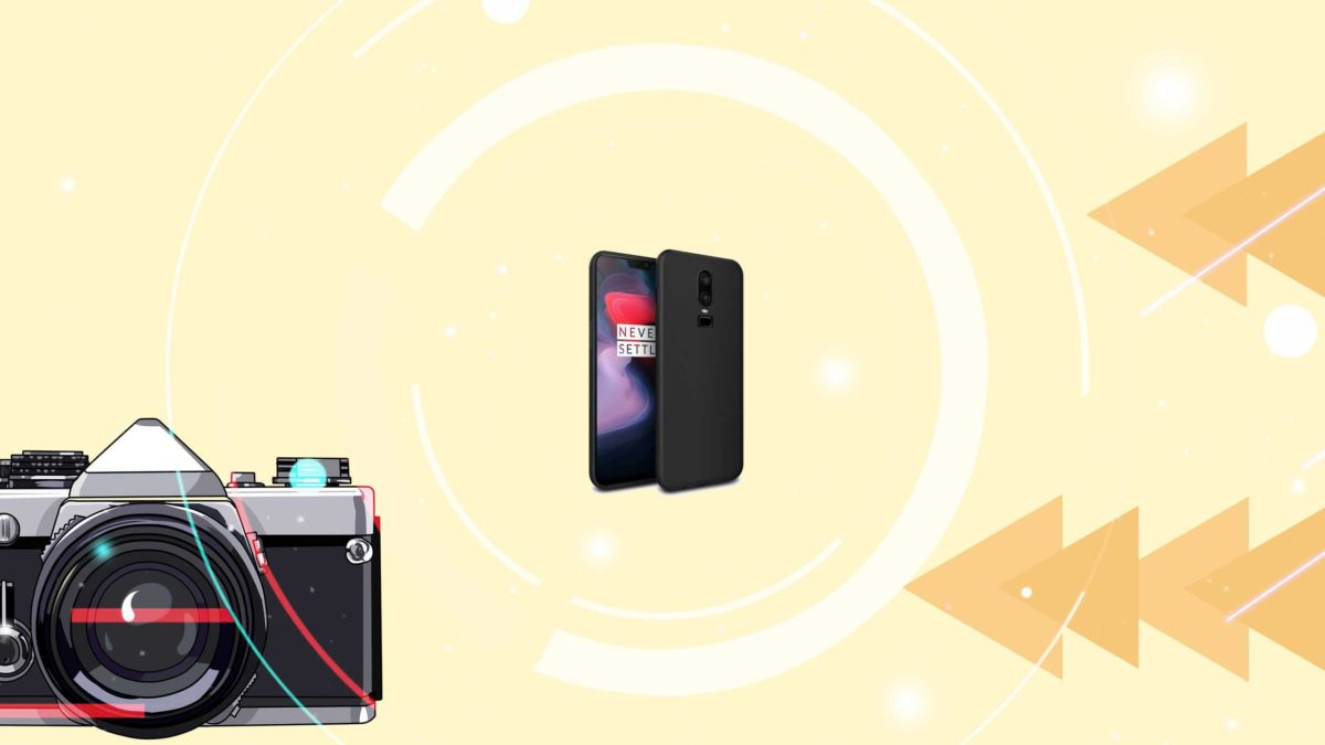 Download and Install Google camera on OnePlus 6 [GCam APK]- Google Camera port for OnePlus 6 without root