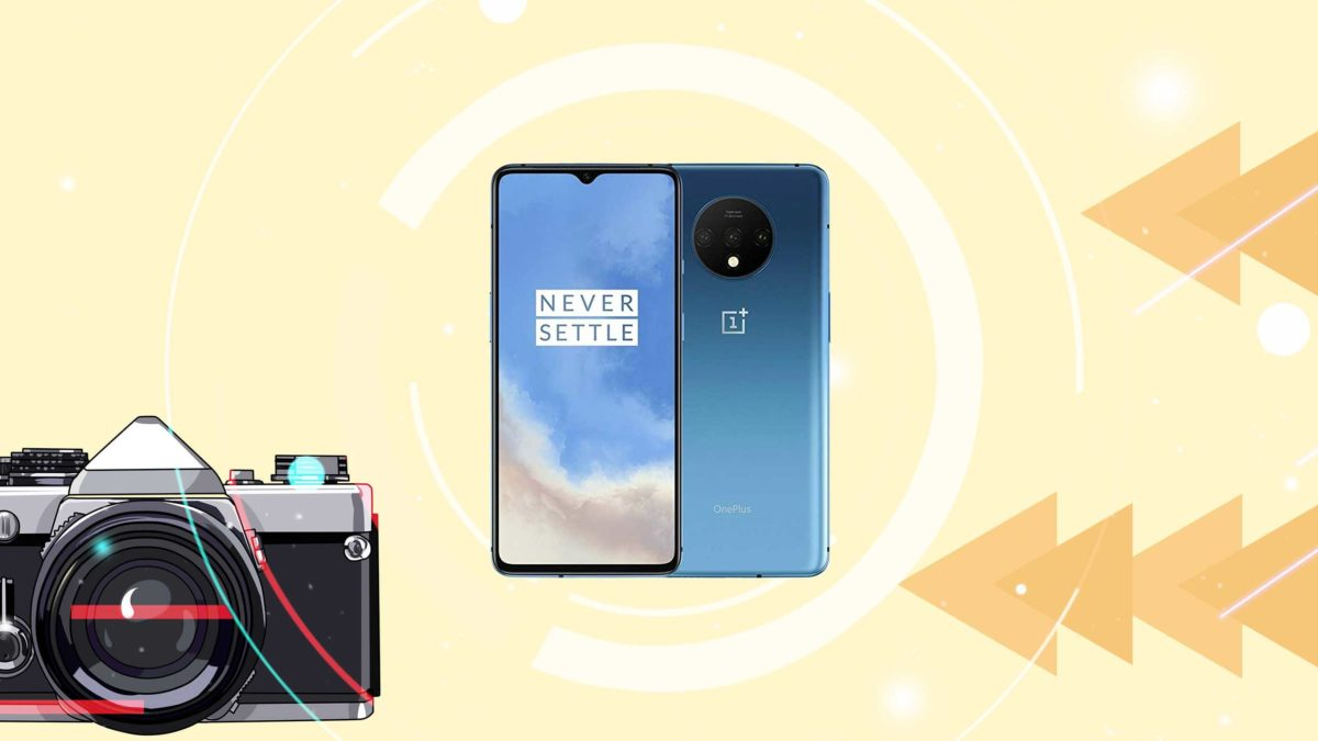 Download and Install Google camera on OnePlus 7T [GCam APK]- Google Camera port for OnePlus 7T without root