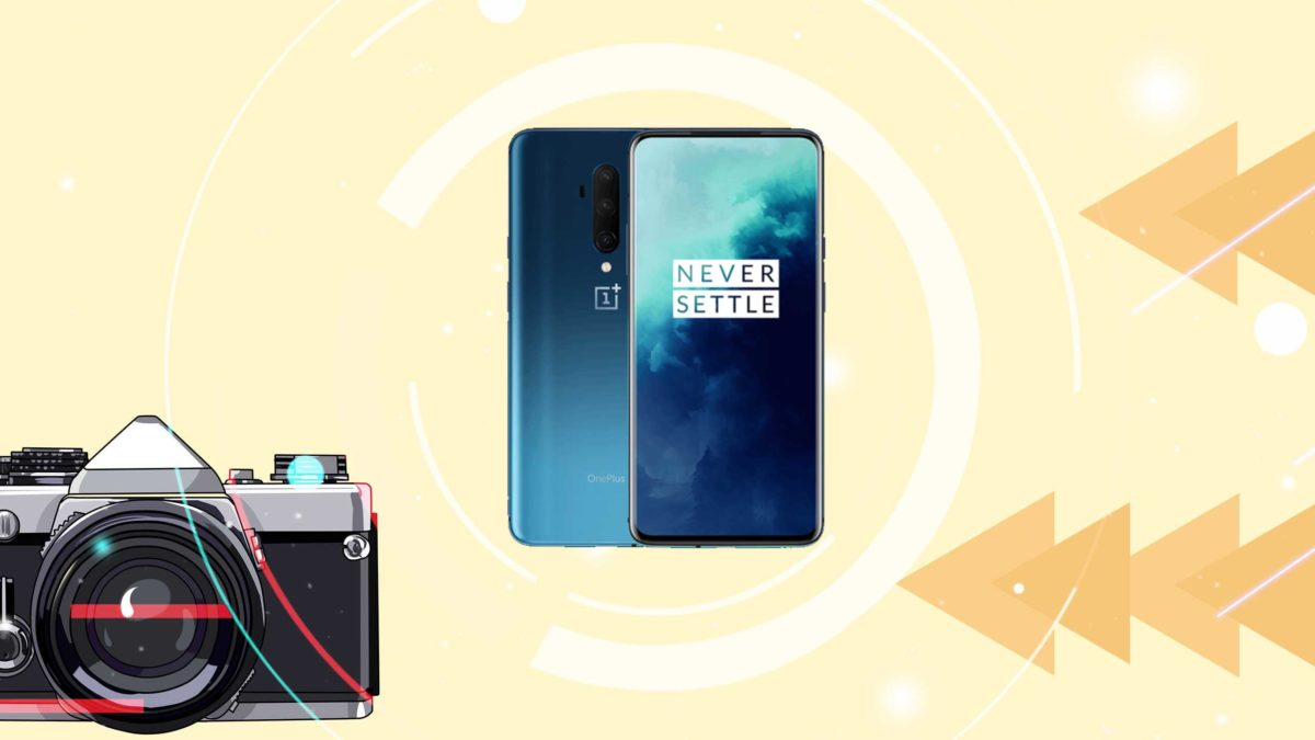 Download and Install Google camera on OnePlus 7T Pro [GCam APK]- Google Camera port for OnePlus 7T Pro without root
