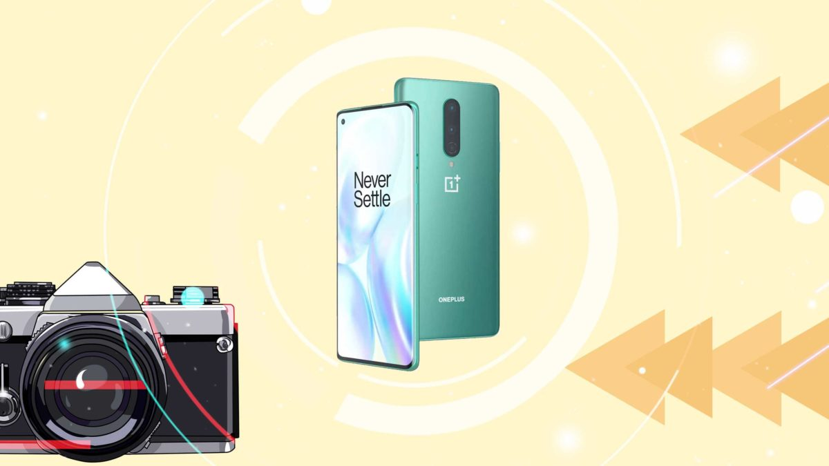 Download and Install Google camera on OnePlus 8 [GCam APK]- Google Camera port for OnePlus 8 without root