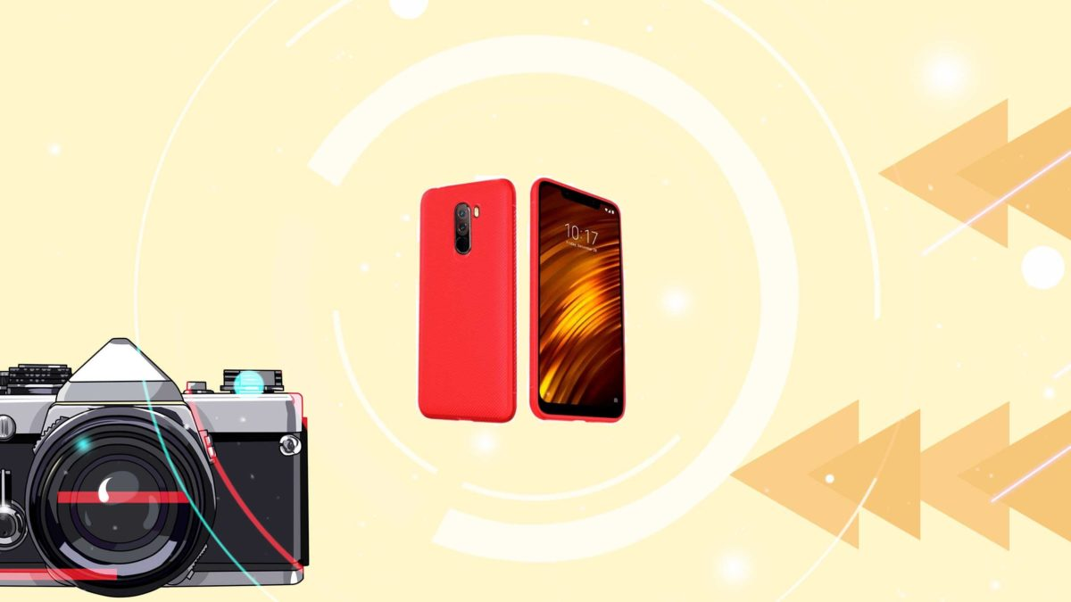 Download and Install Google camera on POCO F1 [GCam APK]- Google Camera port for POCO F1 without root