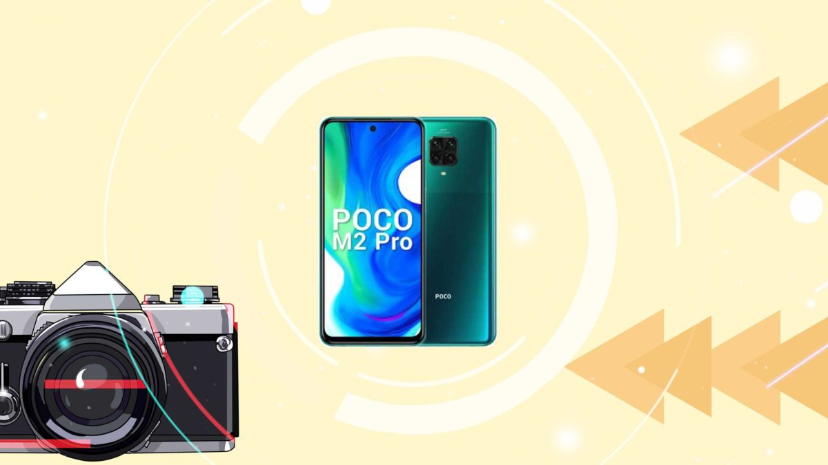 Download and Install Google camera on POCO M2 Pro [GCam APK]- Google Camera port for POCO M2 Pro without root