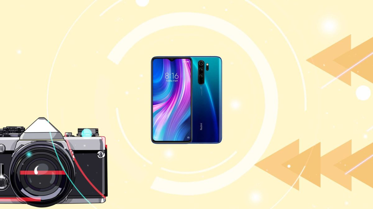 Download and Install Google camera on Redmi Note 8 Pro [GCam APK]- Google Camera port for Redmi Note 8 Pro without root
