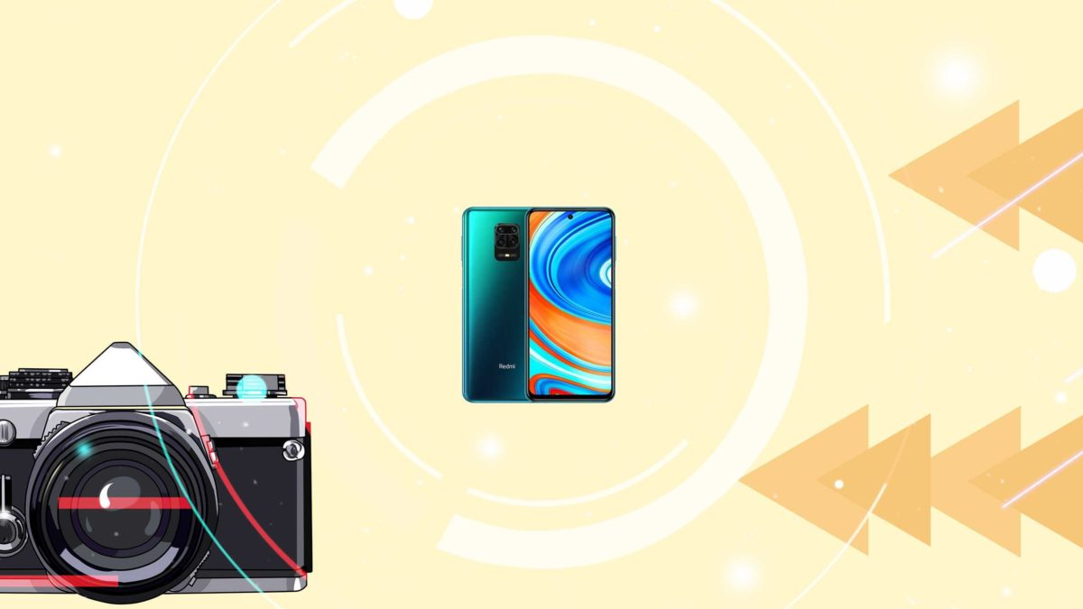 Download and Install Google camera on Redmi Note 9 Pro Max [GCam APK]- Google Camera port for Redmi Note 9 Pro Max without root