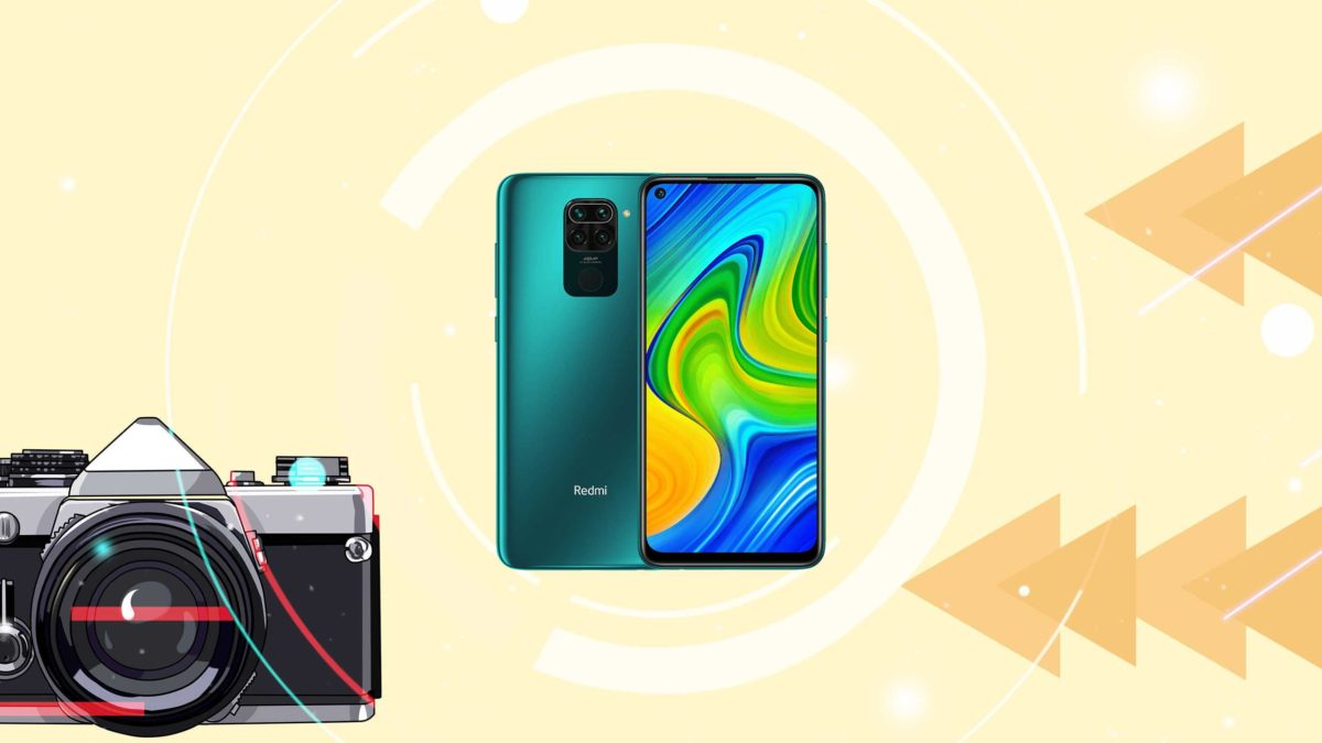 Download and Install Google camera on Redmi Note 9S [GCam APK]- Google Camera port for Redmi Note 9S without root