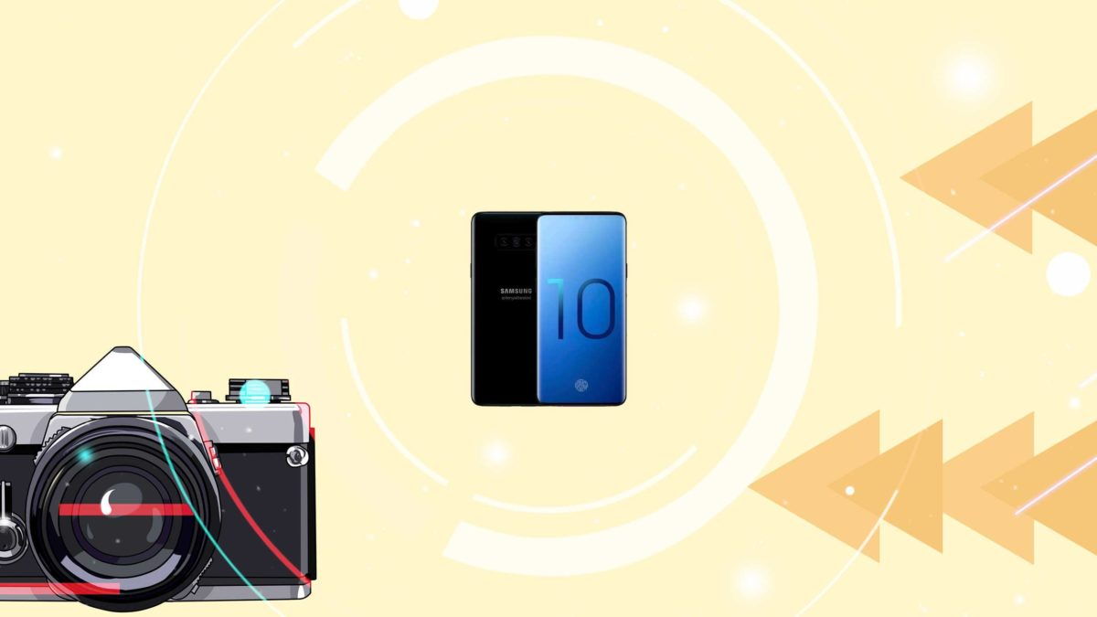 Download and Install Google camera on Samsung Galaxy S10 [GCam APK]- Google Camera port for Samsung Galaxy S10 without root