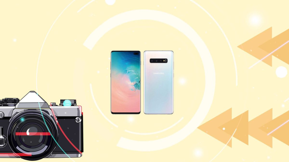 Download and Install Google camera on Samsung Galaxy S10+ [GCam APK]- Google Camera port for Samsung Galaxy S10+ without root